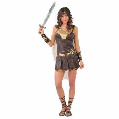 Dames soldaten kostuum