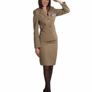 dames kostuum jasje en rok