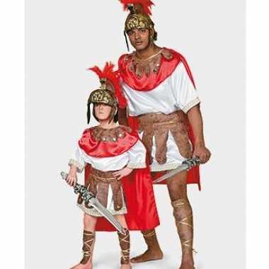 Romeinse soldaten kostuum