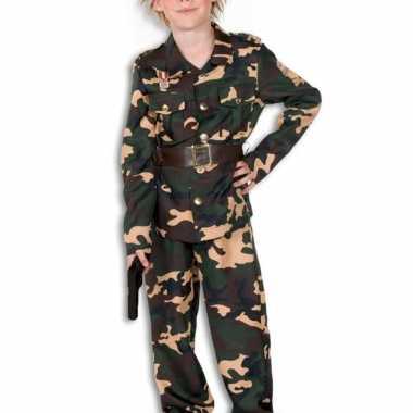 Soldaat kostuum voor kinderen